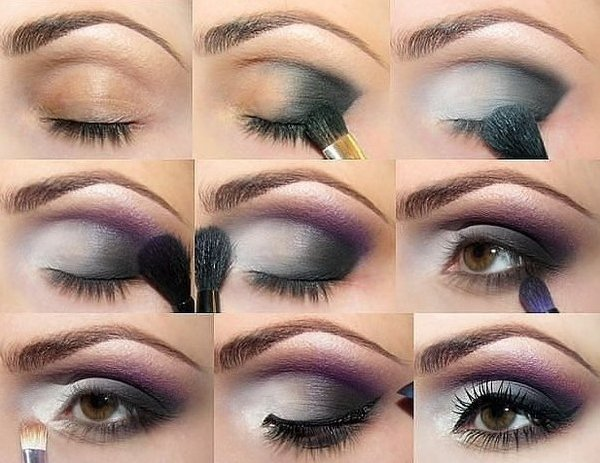 Основы быстрого макияжа