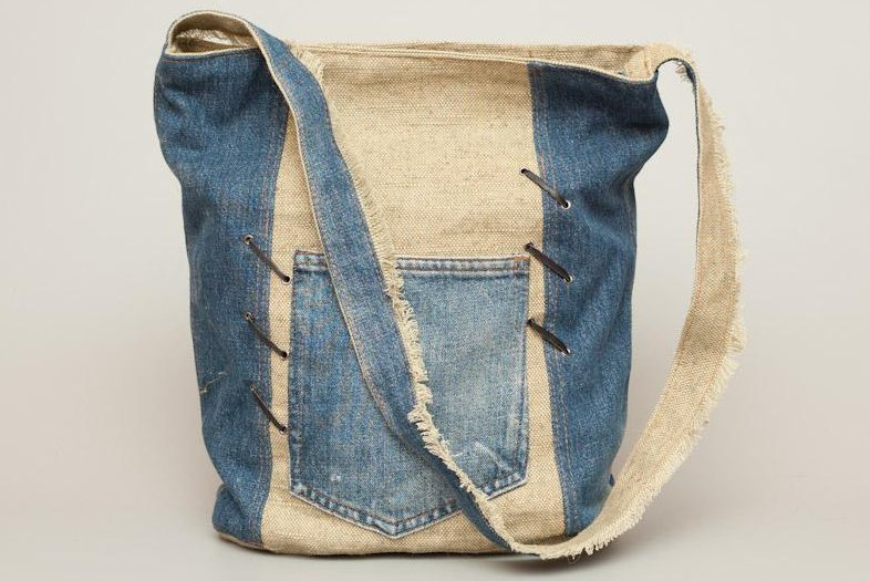 Особенности джинсовых сумок