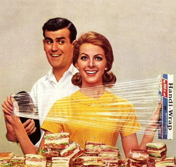 Как можно применять пищевую пленку