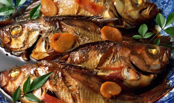 Секреты приготовления речной рыбы