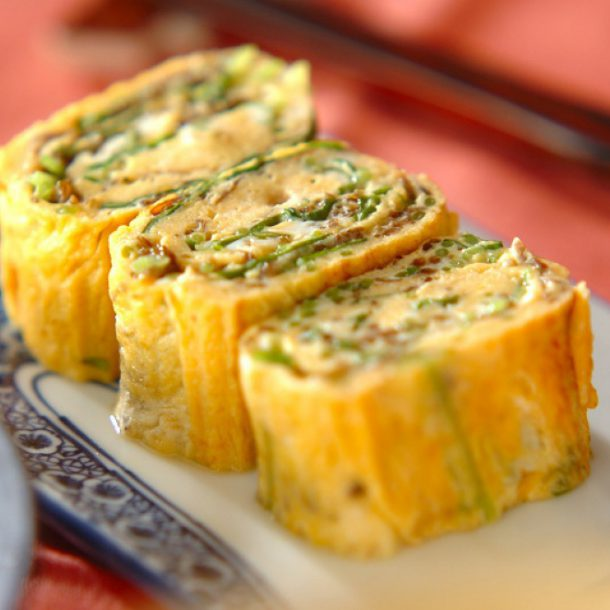 Блюдо из яиц тамагояки