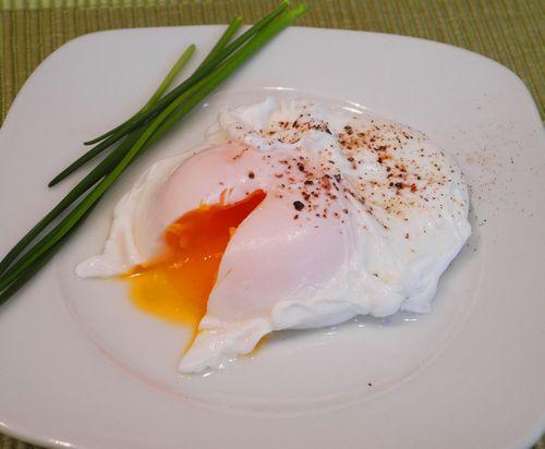 Яйцо пашот рецепт и