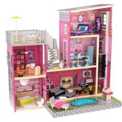 Кукольные домики для развития детей