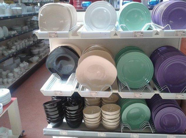 Выбор и сервировка тарелок