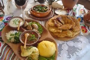 Кухни мира. Традиционные особенности национальных кухонь. Сербия