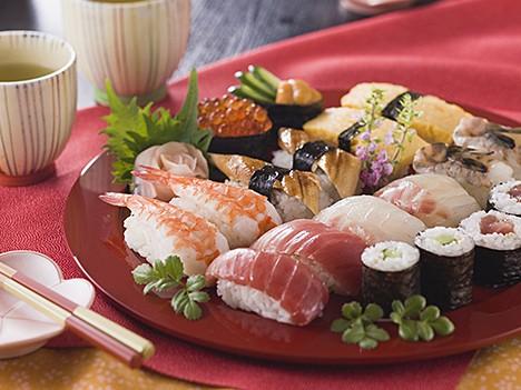 Основные правила японского застолья