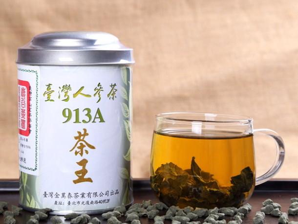 Чай из женьшеня