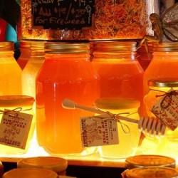 Мёд может быть лучшим подарком к новому году