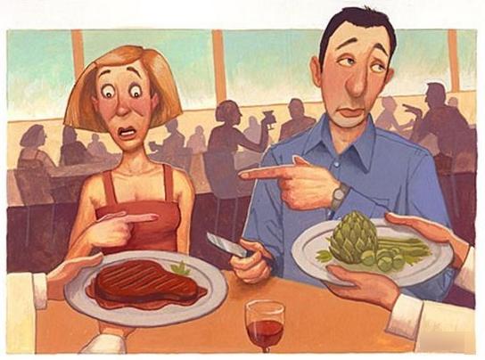 Мясо - вред или польза?