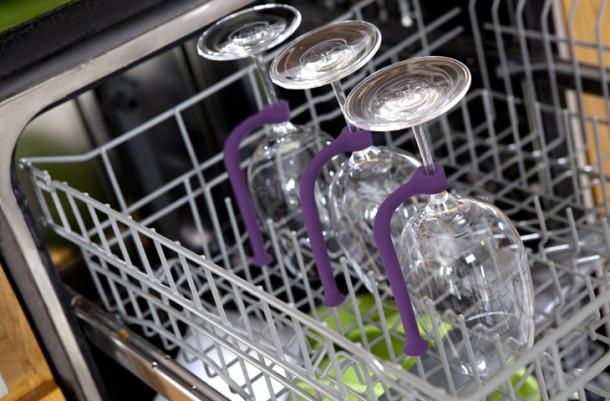 Как правильно мыть посуду из тонкого стекла