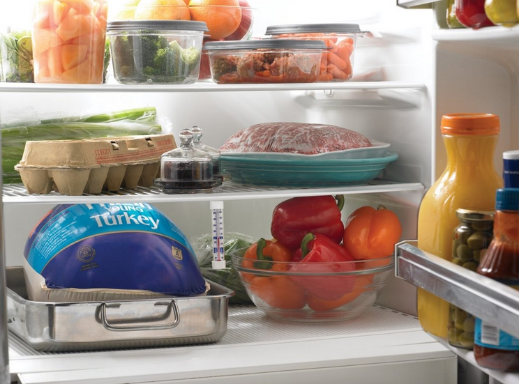 Продуктовый запас в вашем холодильнике