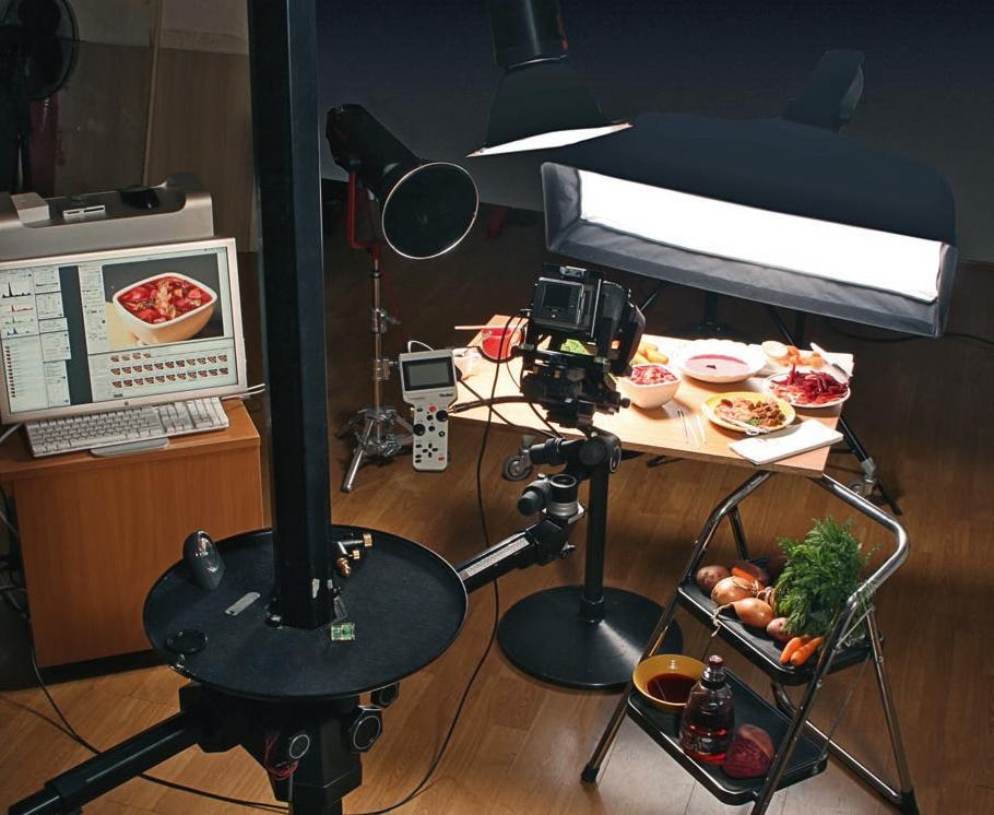 выбор правильной камеры для фуд фото водительском кресле очень