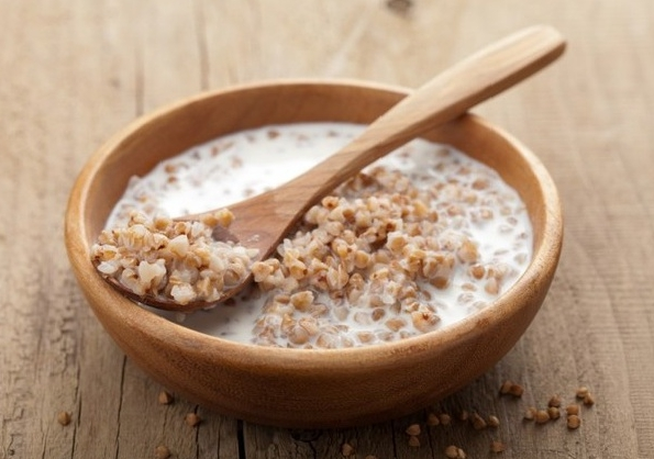 Быстрый завтрак - рецепт второй - каша