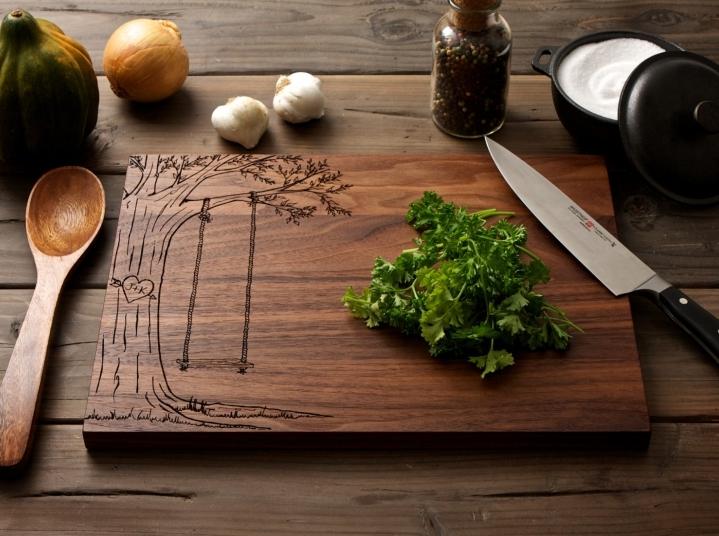 Как правильно выбрать разделочную доску для кухни? Деревяные доски