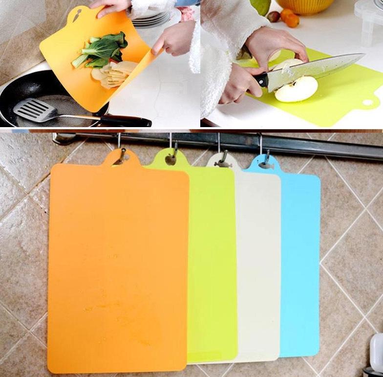 Как правильно выбрать разделочную доску для кухни? Пластиковые доски