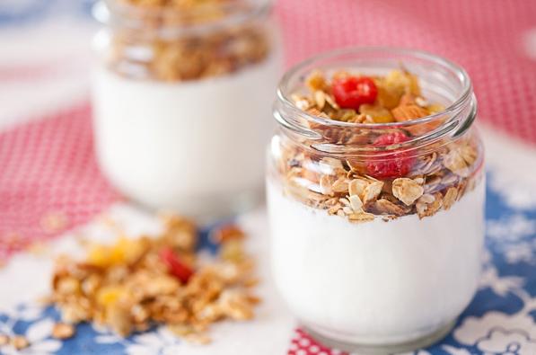 Быстрый завтрак - рецепт первый - смузи