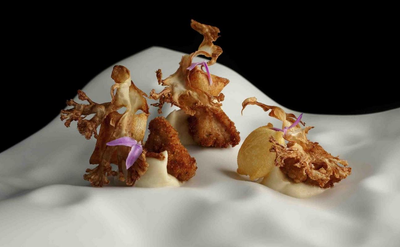 Топ-100 лучших ресторанов мира. Ресторан «Azurmendi»