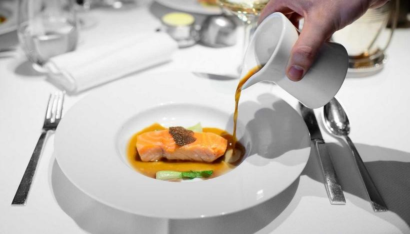 Топ-100 лучших ресторанов мира. Ресторан «Le Bernardin»