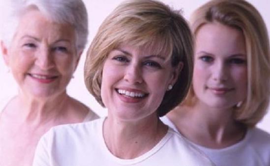 Как правильно питаться женщинам разного возраста