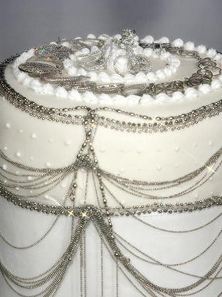 Самые дорогие десерты мира платиновый торт