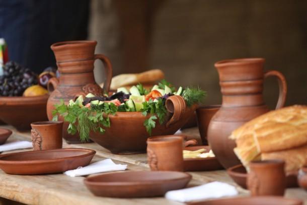 Глиняная посуда - опыт многих веков