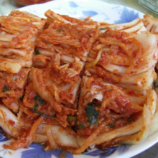Корейское кимчи - признанный символ страны