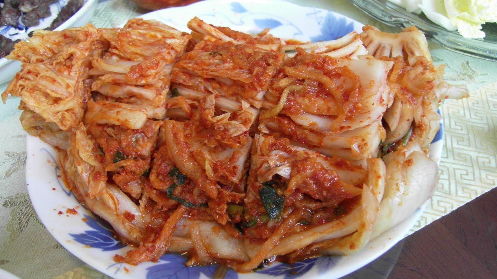 Корейская кухня - фото рецепты приготовления блюд в домашних 53