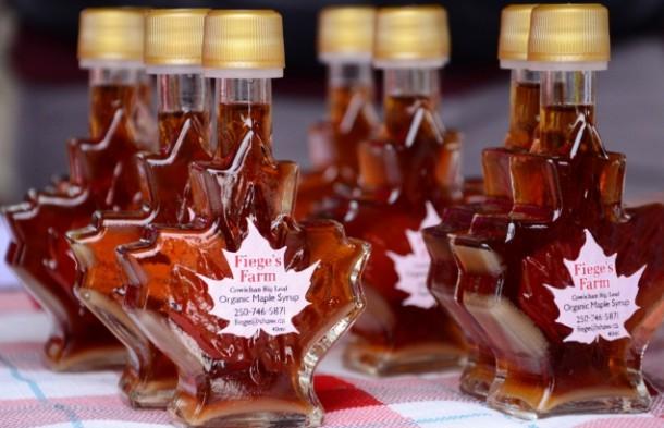 Любимое лакомство канадцев