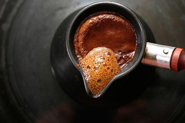 Раскрываем секрет, как сварить вкусный кофе в турке!