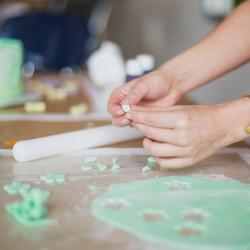 Креативное оформление тортов