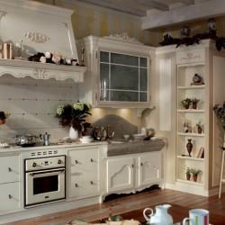 Кухня в французском стиле «Прованс»