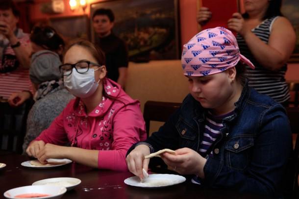Доброе сердце: лечебная экскурсия с русскими пирогами