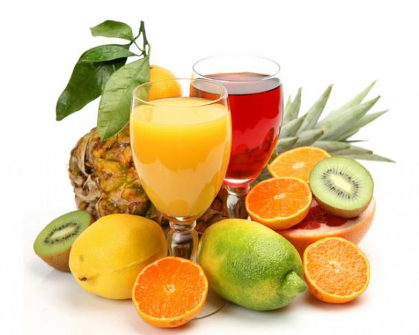 сок полезнее фруктов