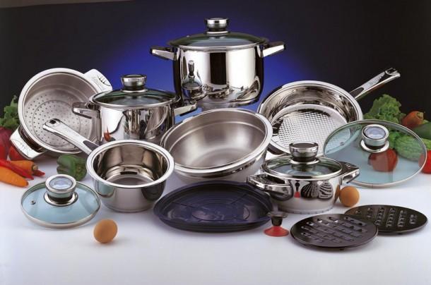 Как выбрать кухонную утварь?