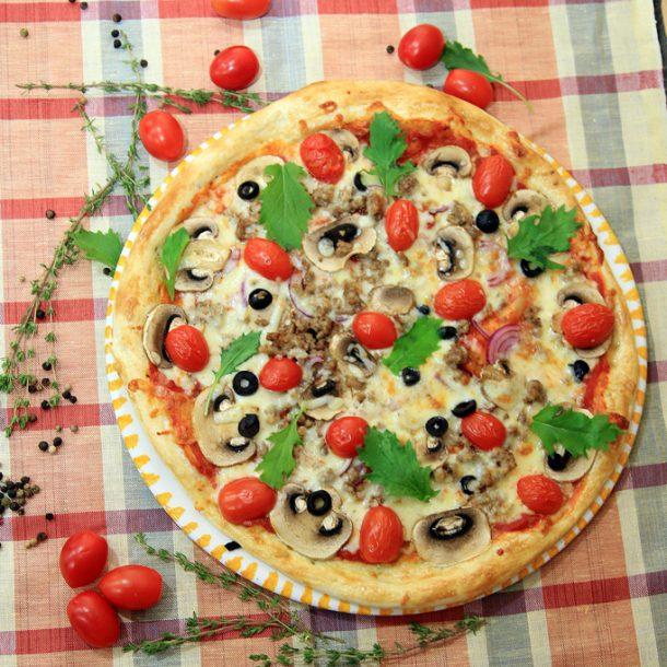 Специи и приправы для пиццы