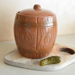 глиняная посуда для запекания