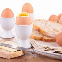 Безупречные вареные яйца всмятку