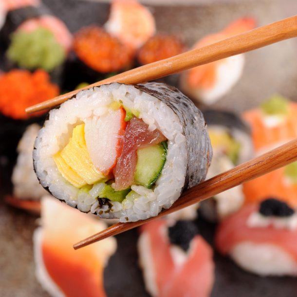 суши-диета полезно недорого