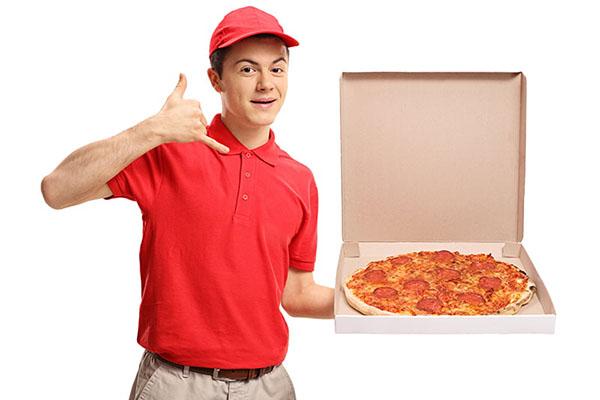 Доставка итальянской пиццы быстро и в срок