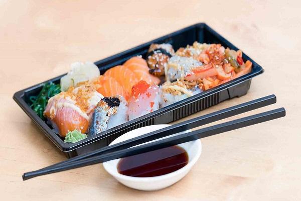 Какая посуда нужна для суши