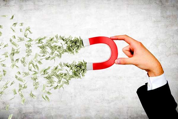 Как притянуть деньги к себе