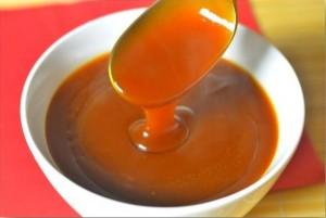 Соусы для сладких блюд