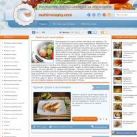 Сайт multirecepty.com