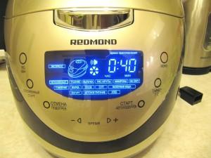 Обзор мультиварки Redmond RMC-M150