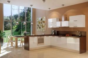 Занимаемся обустройством пространства кухни