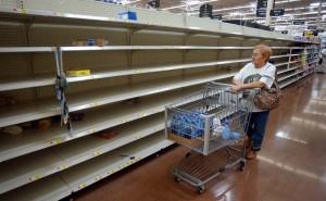 Дефицит продуктов питания в Крыму и Калининграде