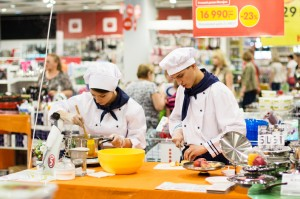 Кулинарный мастер-класс в Екатеринбурге
