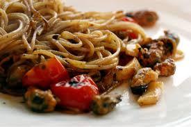 Польза макарон с морепродуктами