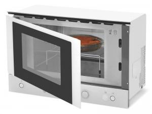 Обзор встраиваемой микроволновой печи Bosch HMT 85ML53