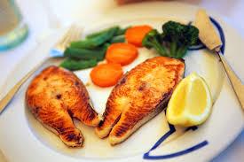 Польза рыбных блюд